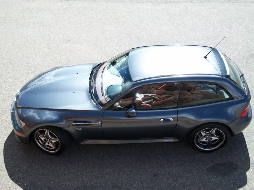 BMW M Coupe Sunroof-Delete