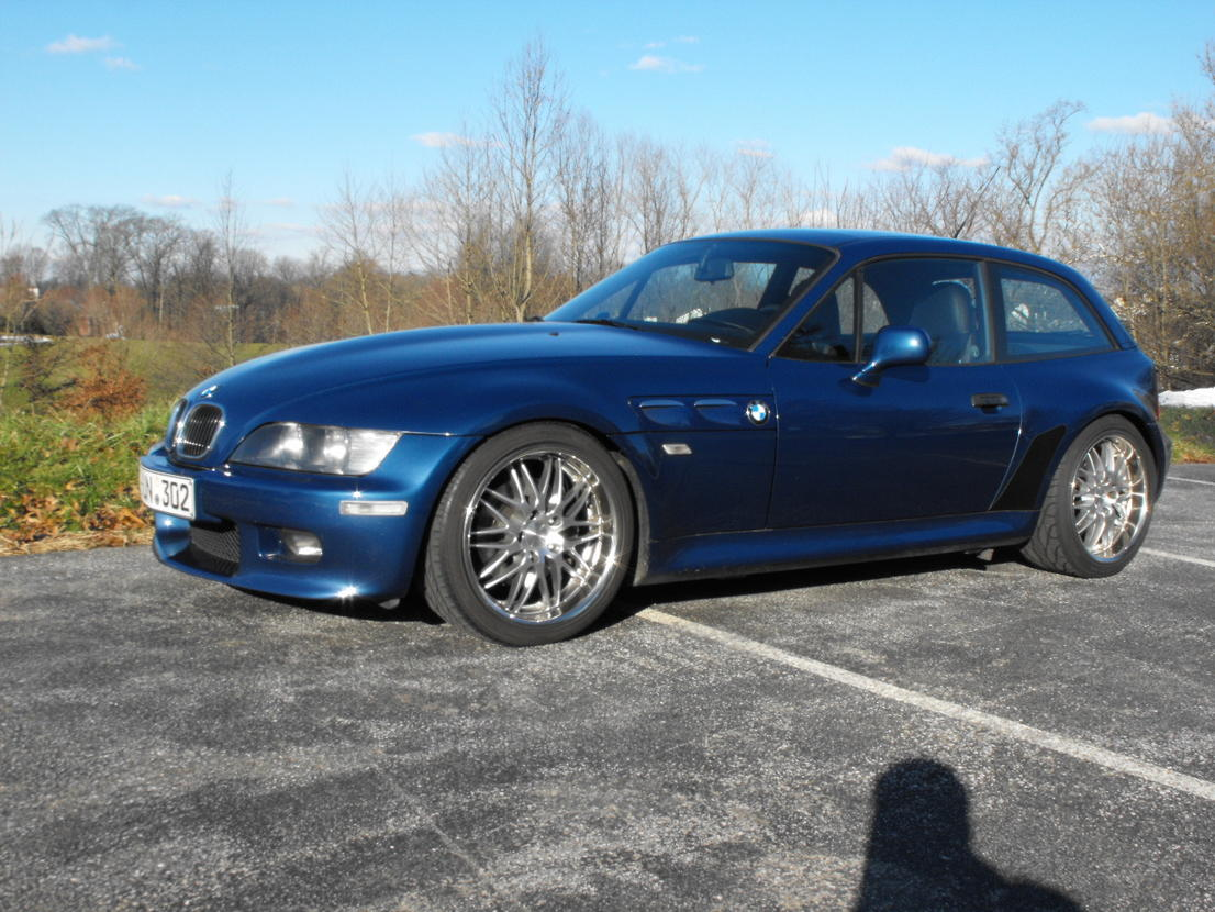M Coupe Buyers Guide » z3 coupe