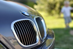 M Coupe Front Grill