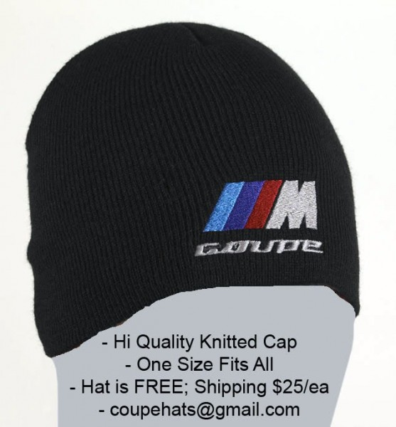 M Coupe Beanie