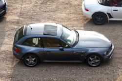 Steel Gray M Coupe