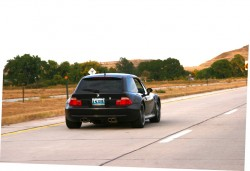 Cosmos Black M Coupe