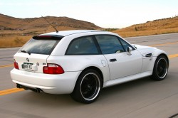 Alpine White M Coupe