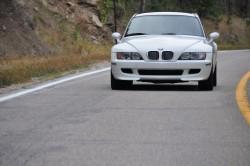 Alpine White M Coupe