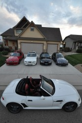 M Coupes and M Roadster