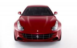 Ferrari FF Front