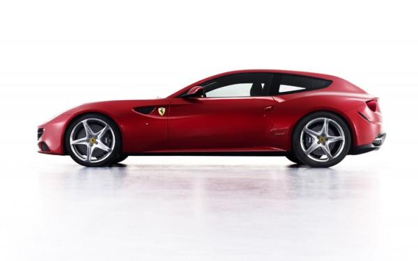 Ferrari FF Profile