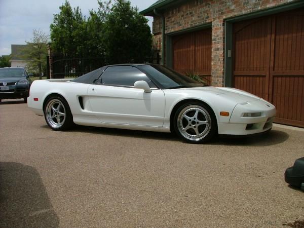 Bill's 1992 Acura NSX