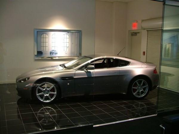 Bill's 2006 Aston Martin V8 Vantage