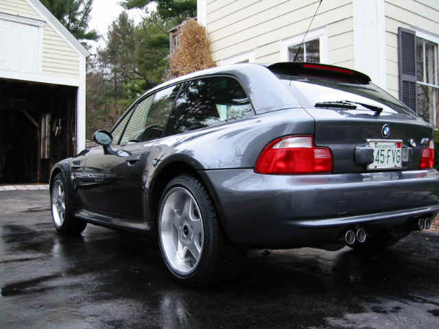 M Coupe Buyers Guide 187 Borbet Type E