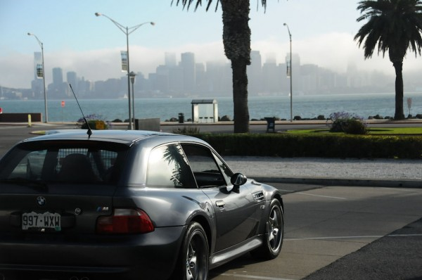 M Coupe at Treasure Island