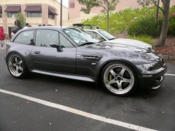 Andrew's Steel Gray M Coupe