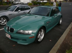 Mike's Evergreen Sunroof-Delete M Coupe