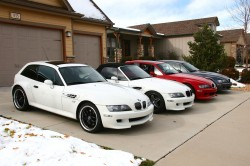 BMW M Coupes