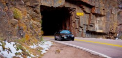 Todd's 2010 BMW M3 in Poudre Canyon