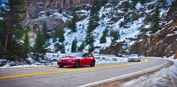 M Coupes in Poudre Canyon