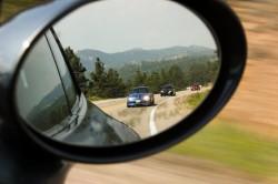 Sideview Mirror Shot
