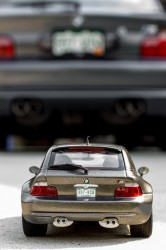 1/18 BMW M Coupe Model