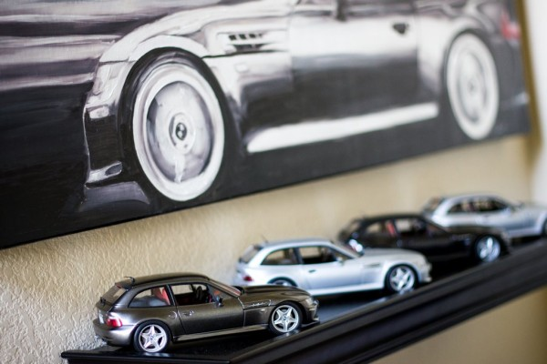 1/18 BMW M Coupe Models