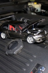 1/18/ BMW M Coupe Model