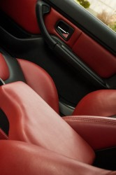 BMW M Coupe LeatherZ Armrests