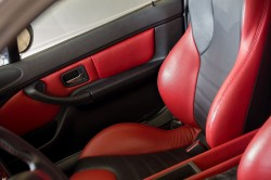 BMW M Coupe Center Console