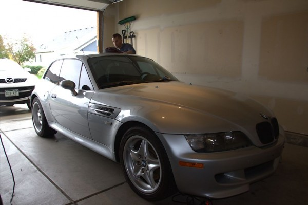 Colby Detailing M Coupe