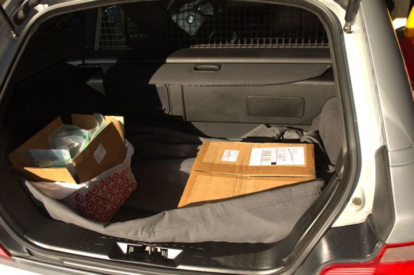 BMW M Coupe Hatch Packed