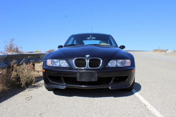 1999 BMW M Coupe in Cosmos Black over Dark Beige