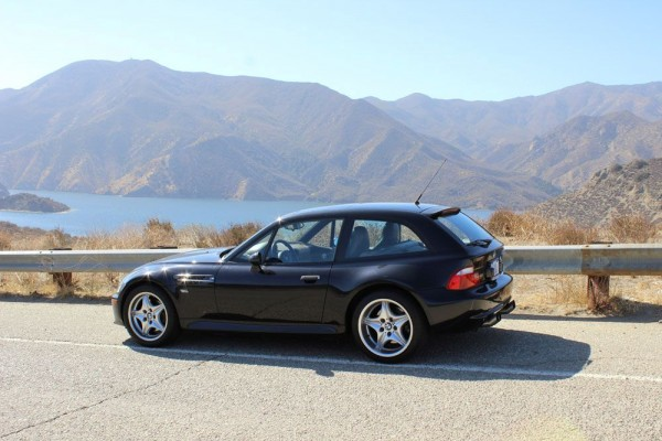 1999 BMW M Coupe in Cosmos Black over Dark Beige